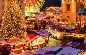 kerstmarkt münster